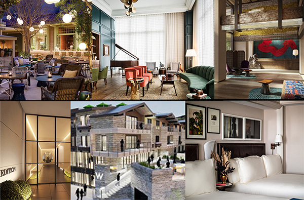 New Luxury Hotels Meeting Planners Want To Know About - Every so often I take a moment and write about new hotels that may be of interest to you (my meeting planner readers). Here are a few new hotel openings (either just opened in 2018 or scheduled for 2019), but just a few because there are so many you will get bored and so I will break them into a series of blogs…. #NewYork #Barcelona #Aspen #PuertoRico #Georgia #LasVegas #Massachusetts