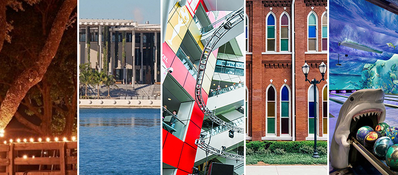The Best Event Venue in Every American City #2. - Memphis, Miami, Nashville, Cleveland, and Dallas. The best of the best. CVBs across the country reveal the best venue in their town.
