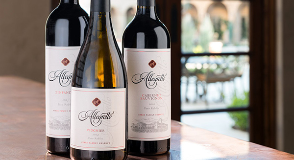 special group rates and complimentary services paso robles allegretto vineyards