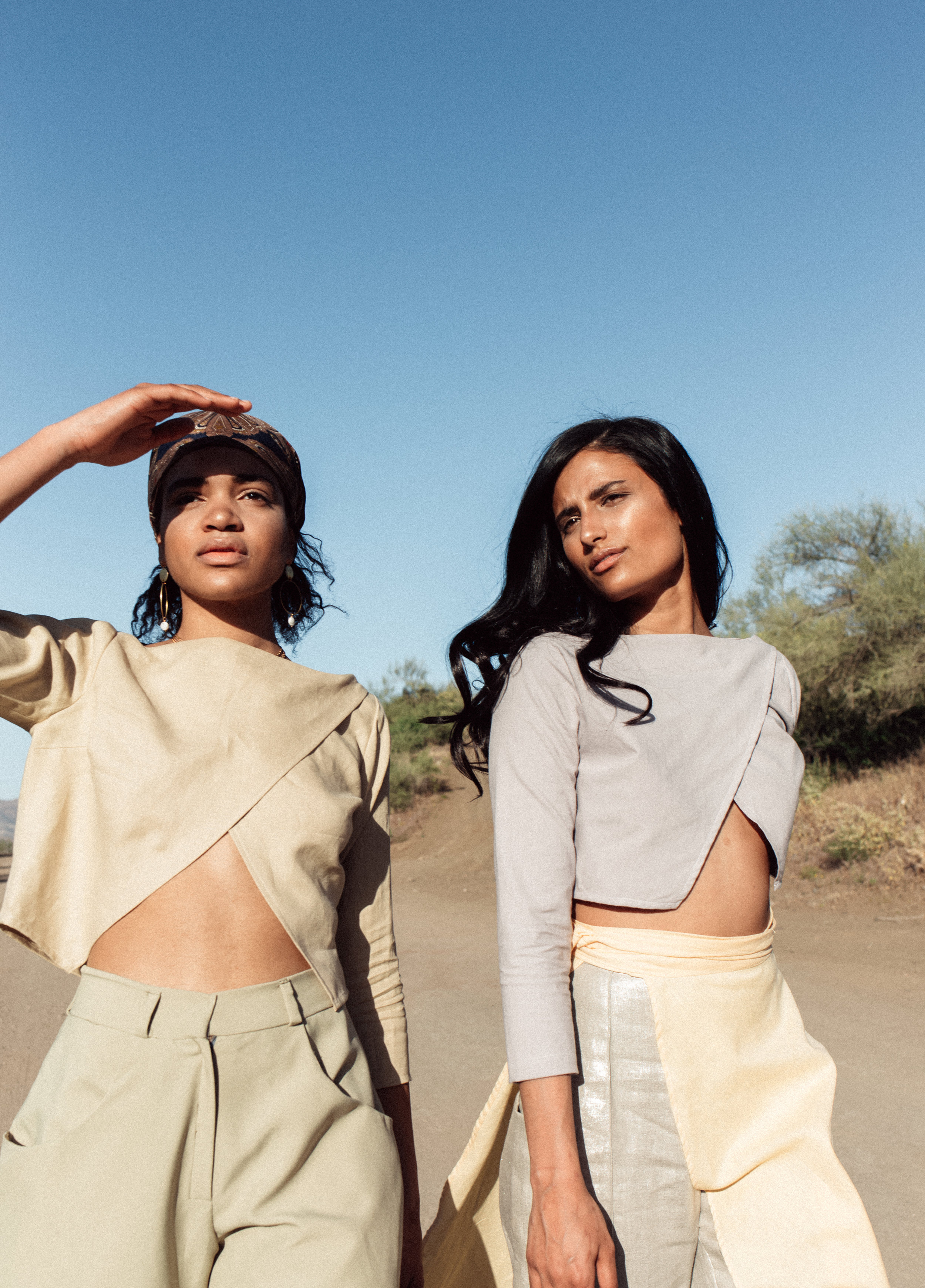 Katie ,  Sarah  for  Konstantine    Key Models ,  Plutino Models   Lizbell Agency   Pheonix '17