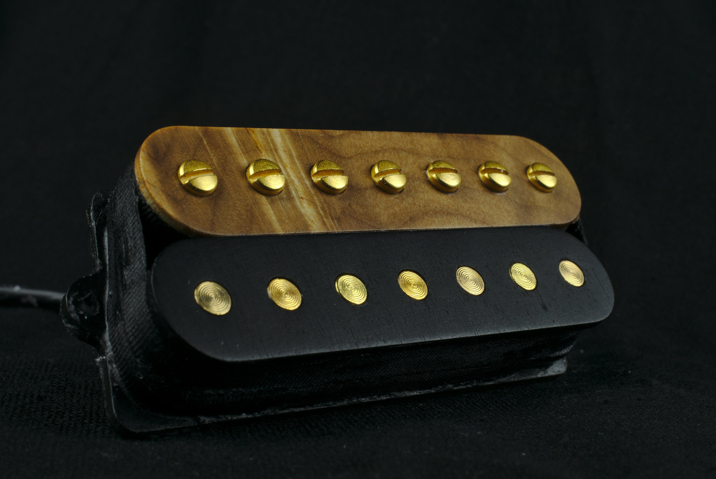 7 string multiscale pickup for Labyrinth Guitarworks
