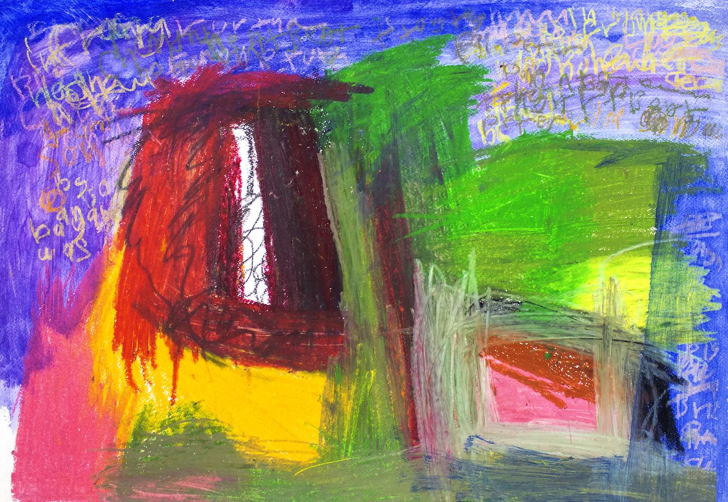 Peter Dudding - Warm, Red, Orange Writing.jpg