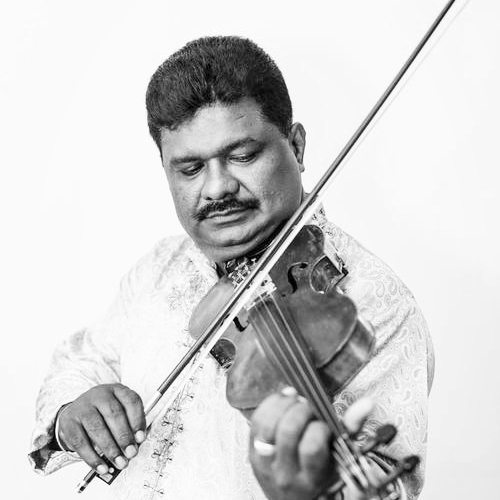 Lazar T.Sebastine - indian violin