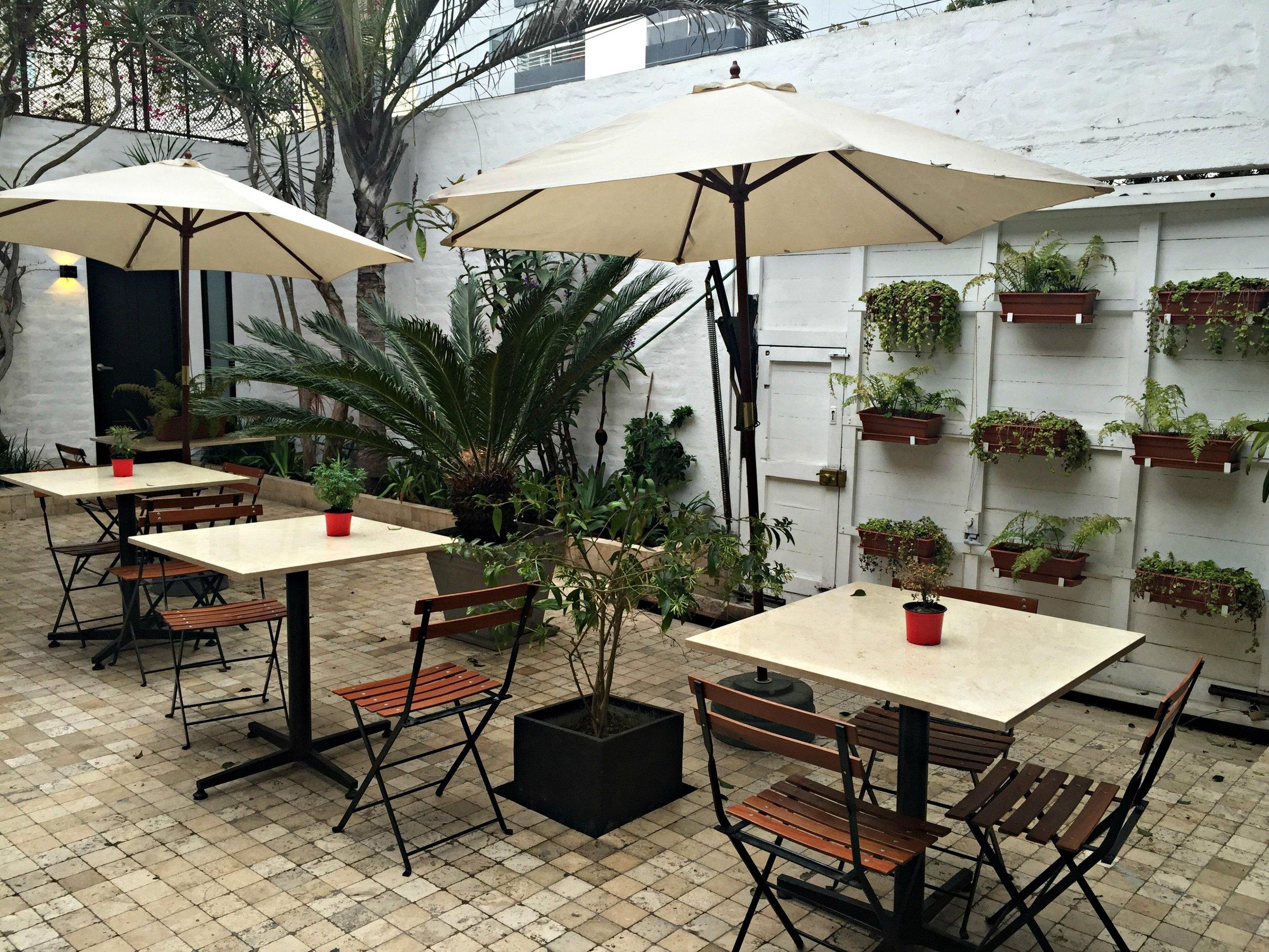 Travel Guide to Peru: Lot Boutique Hotel