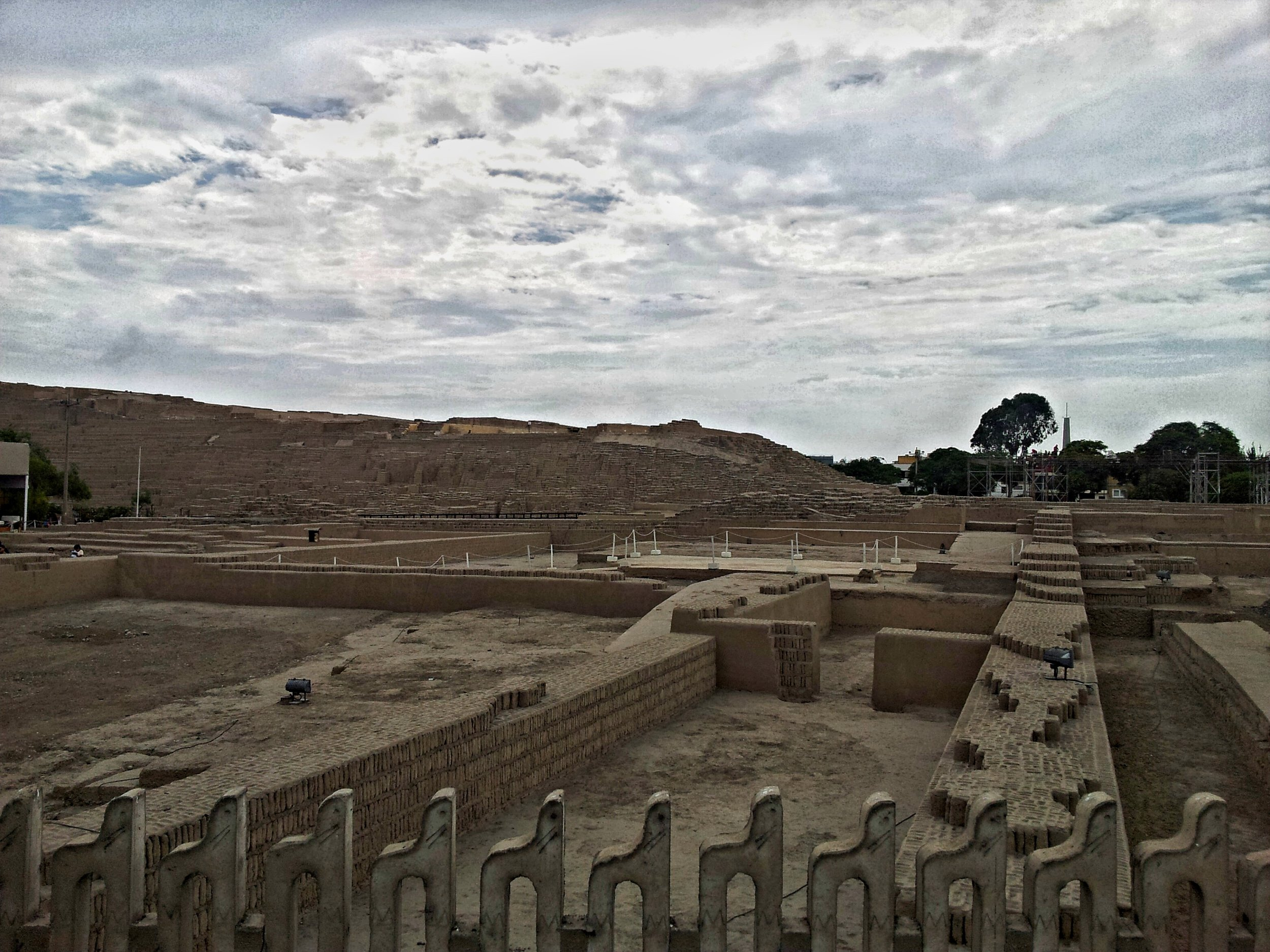 Travel Guide to Peru: Huaca Pucllana
