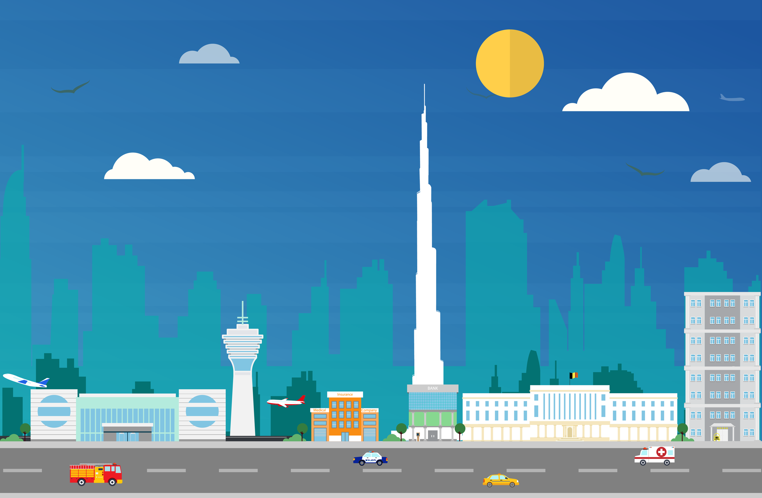 contact Numbers to save in Dubai