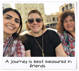 Walking tours in Dubai