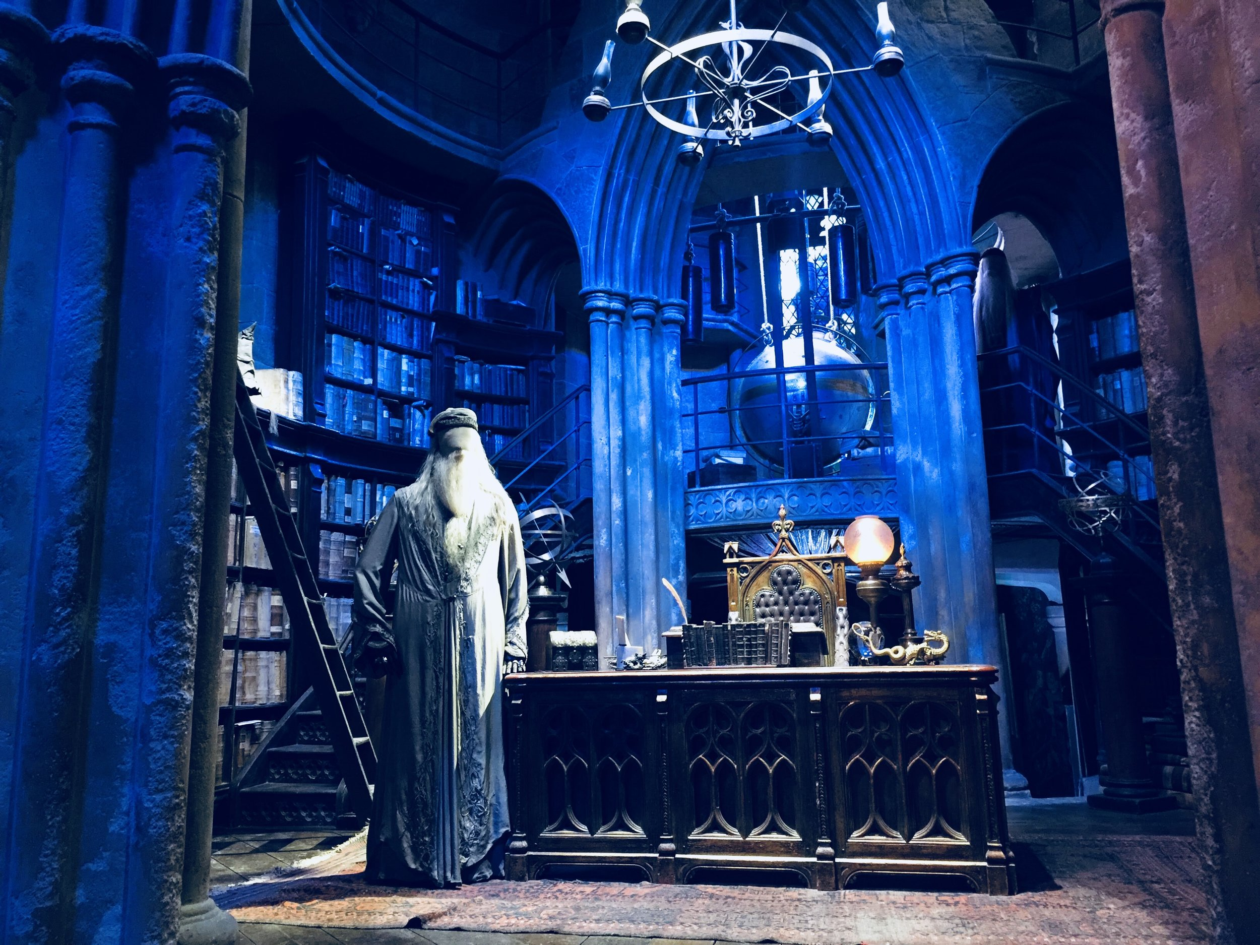 travel guide to london: harry potter studio tour