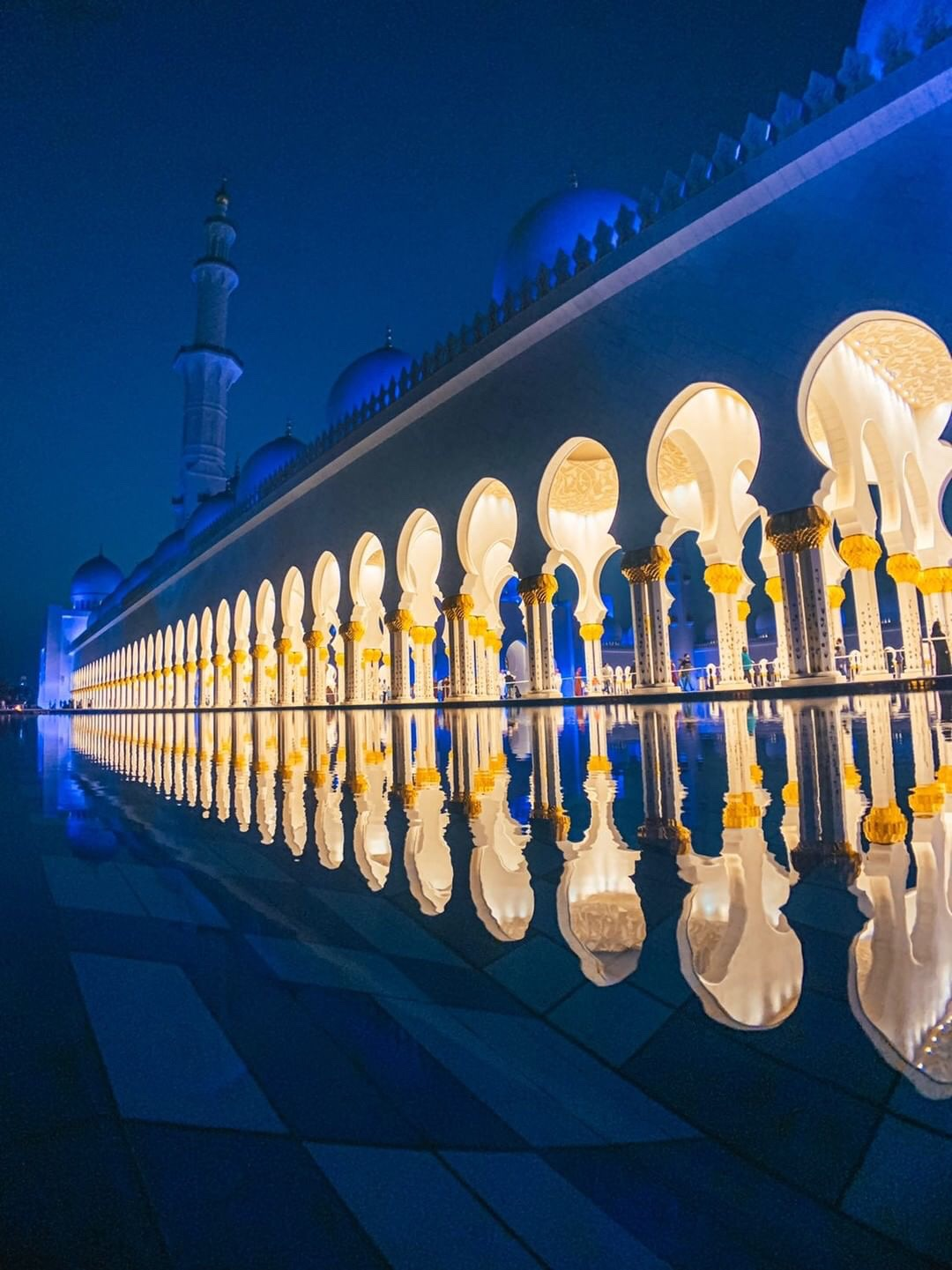 abu dhabi sheikh zayed grand mosque tour