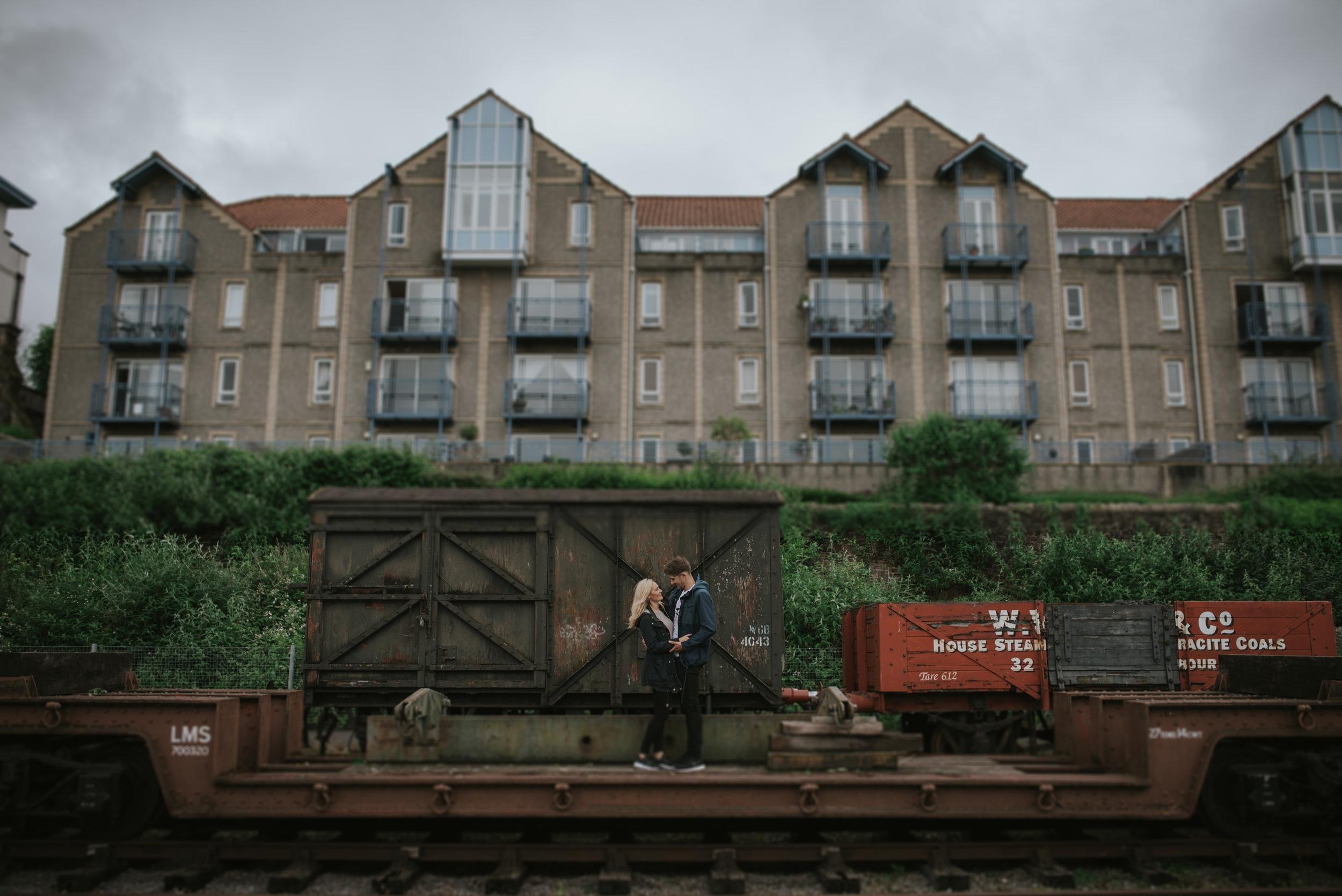 bristol docks engagement shoot