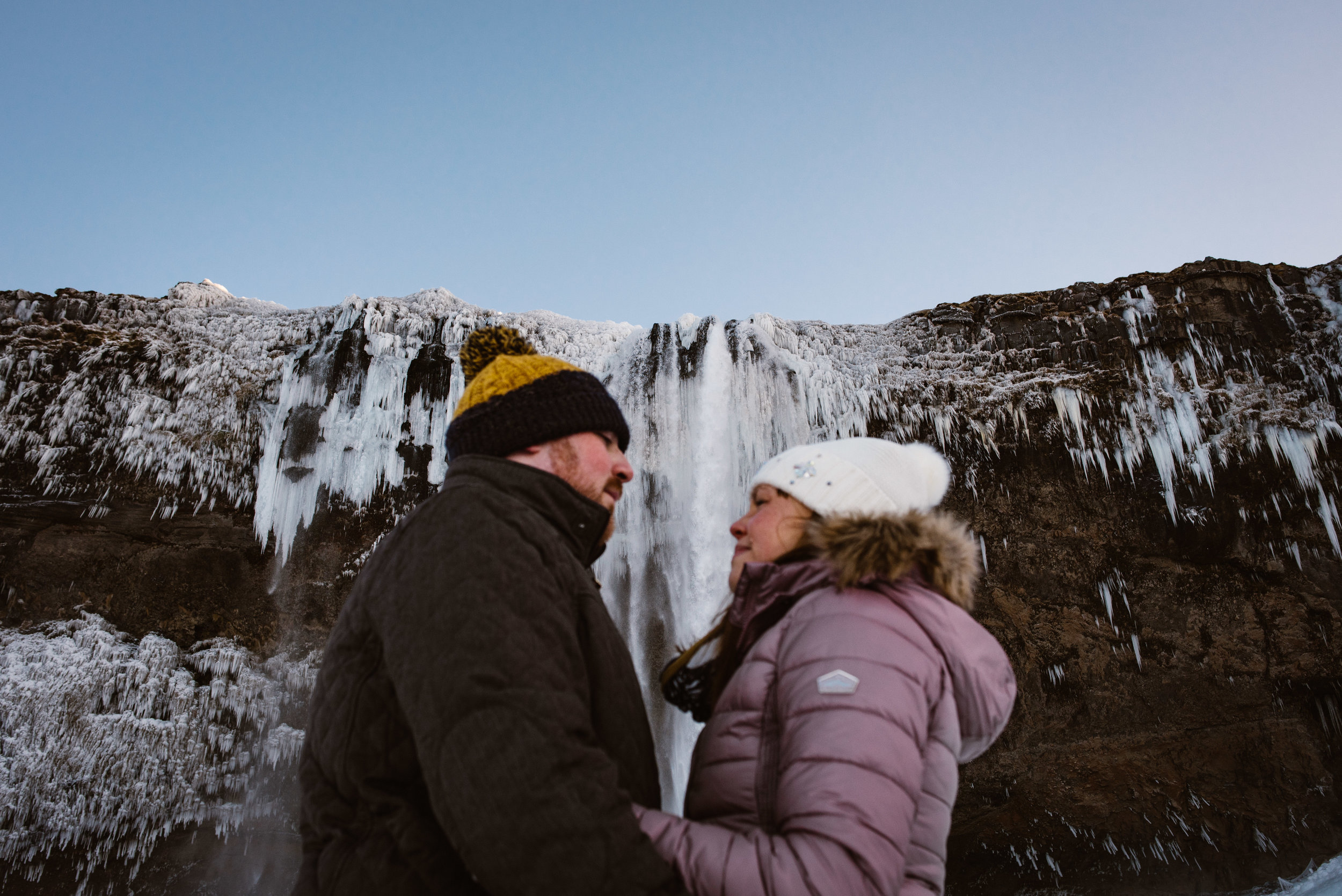 wedding photography in iceland