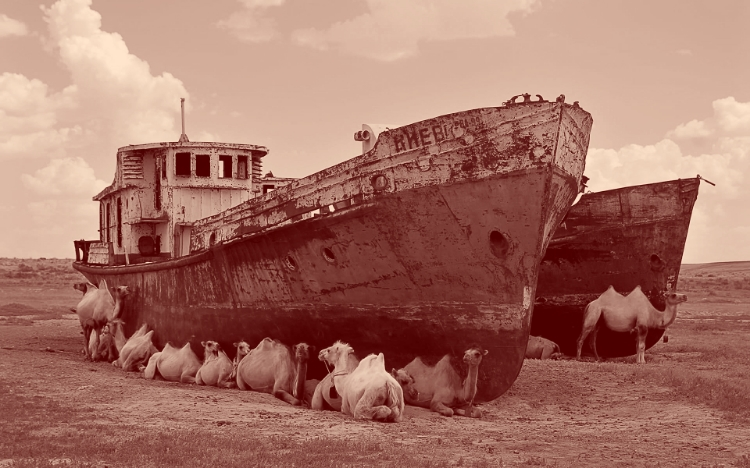 ARAL, la mer perdue