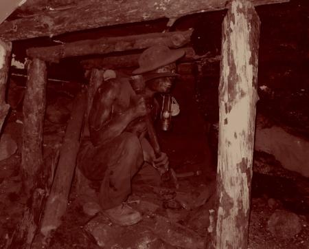 Même tabou pour la silicose du mineur de charbon.