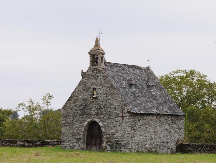 Boite à reliques bretonne