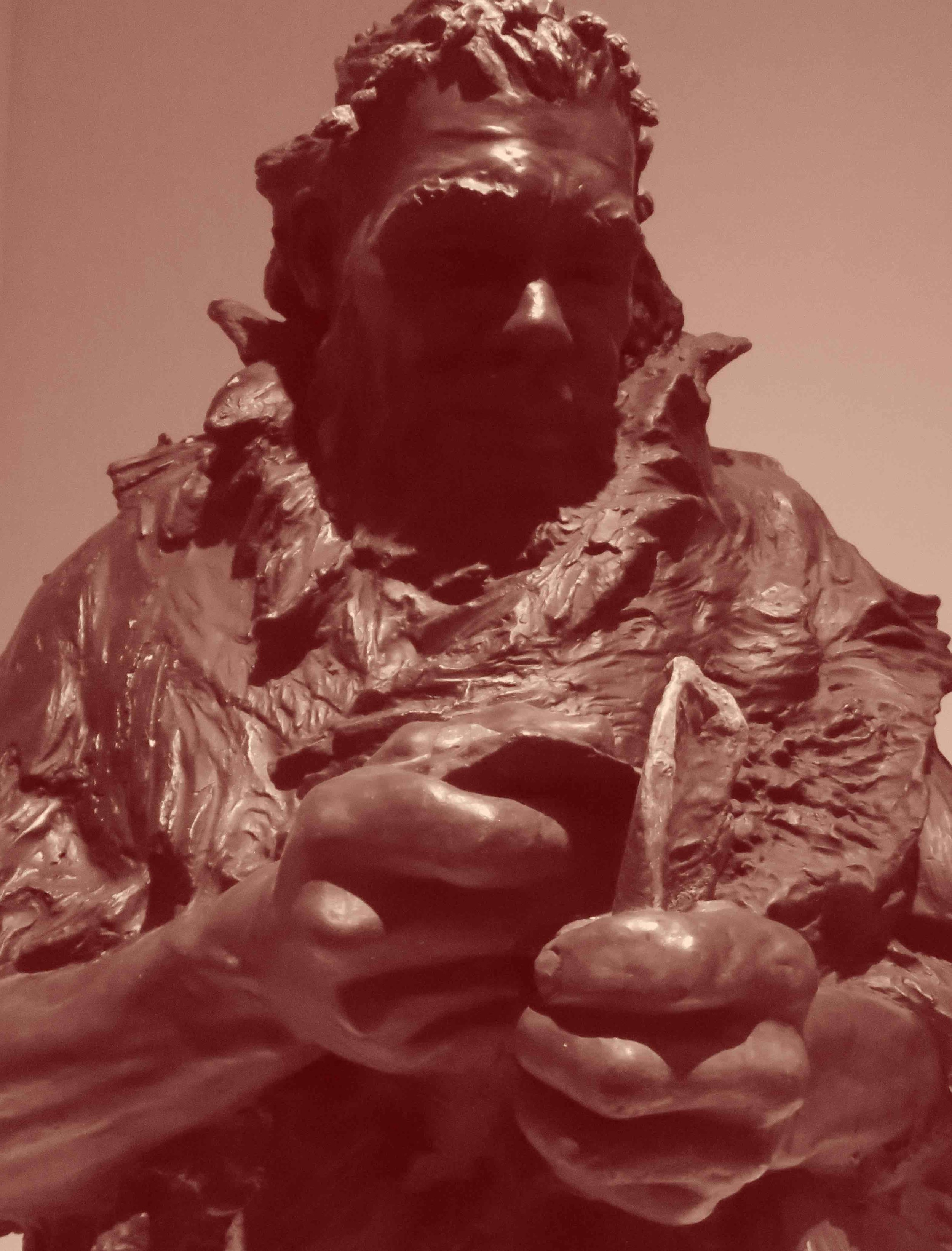 Le Néandertal et son smartphone