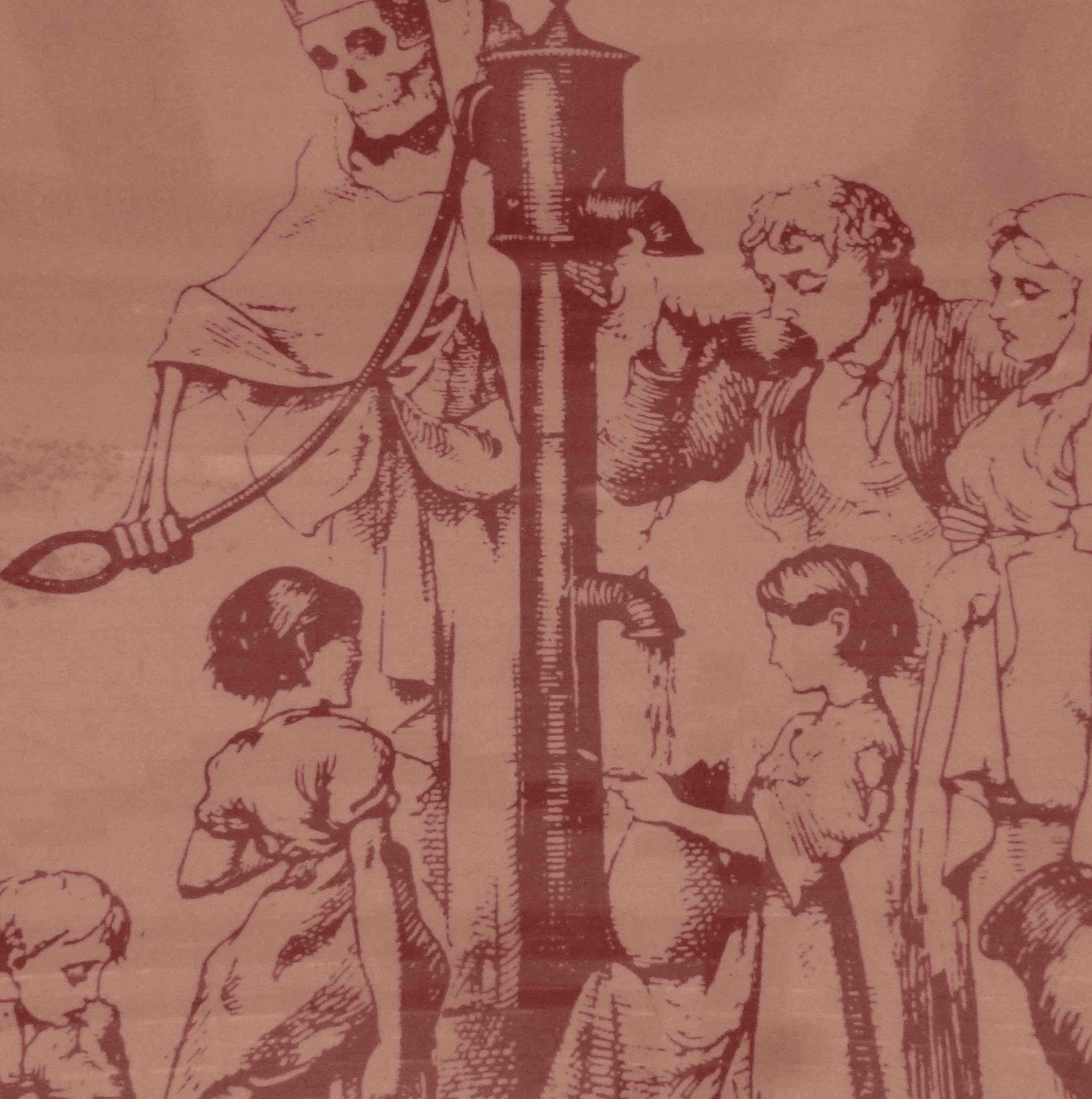 C'est un médecin anglais John Snow qui montre aux européens le lien entre le choléra et la consommation d'eau polluée, dans les années 1850.