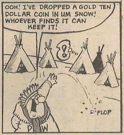 Big Chief Pow Wow: Leo Baxendale (artist)