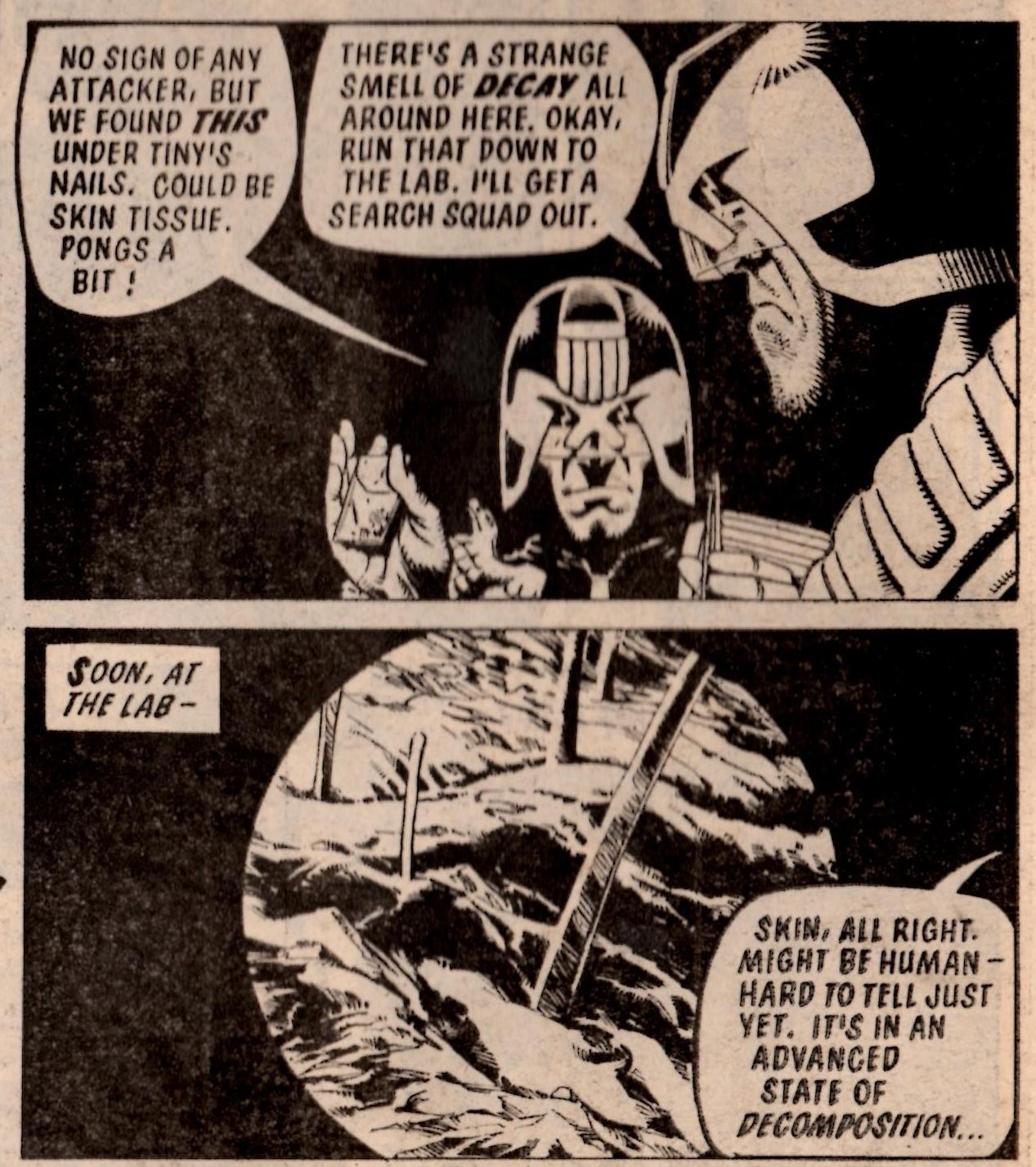 Judge Dredd: Judge Death: John Wagner (writer), Brian Bolland (artist)