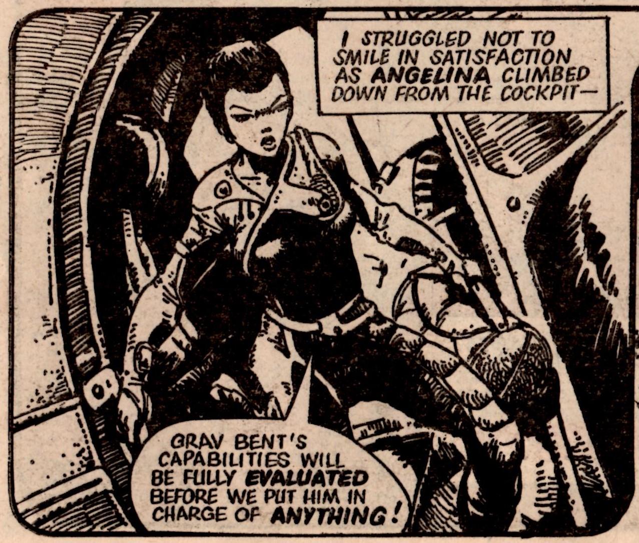 The Stainless Steel Rat: Kelvin Gosnell (writer, based on Harry Harrison), Carlos Ezquerra (artist)