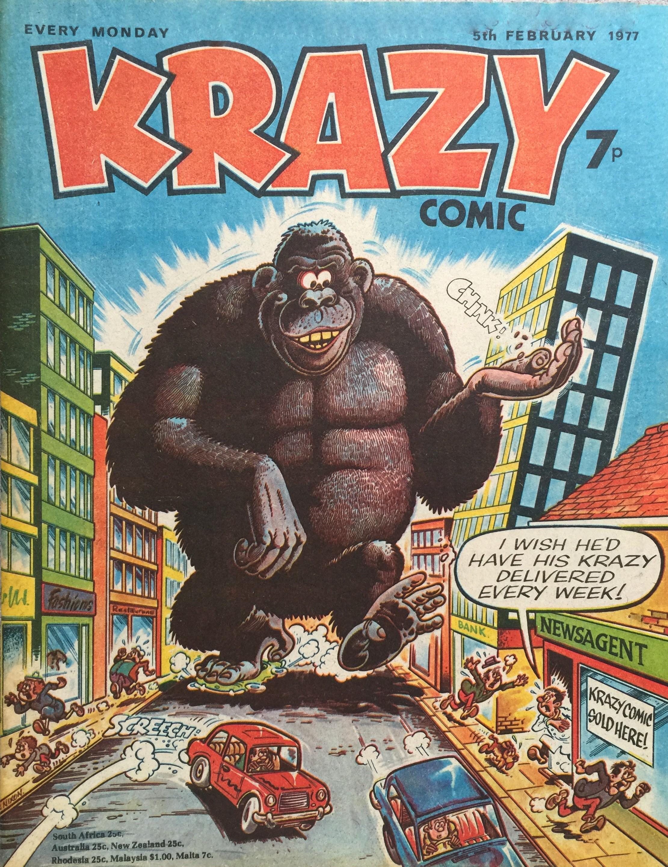 Cover artwork: Robert Nixon