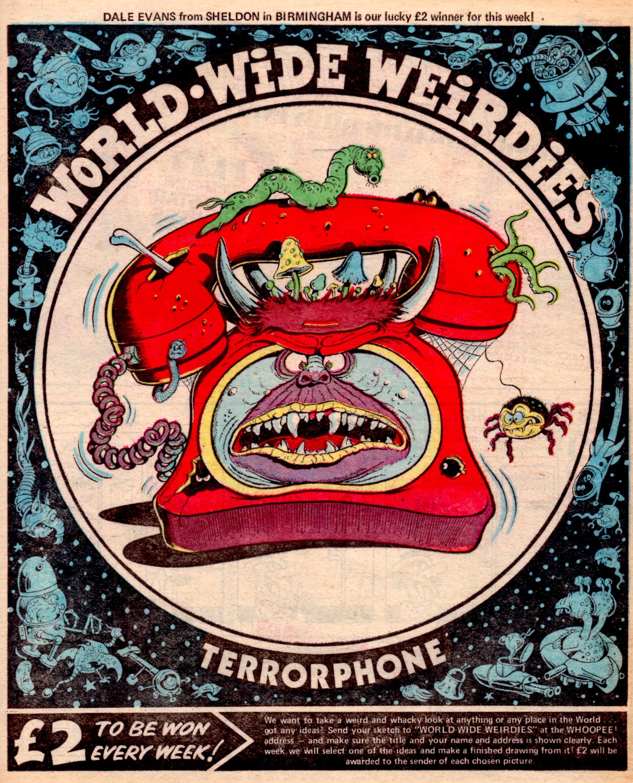 World-wide Weirdies: Ken Reid (artist)