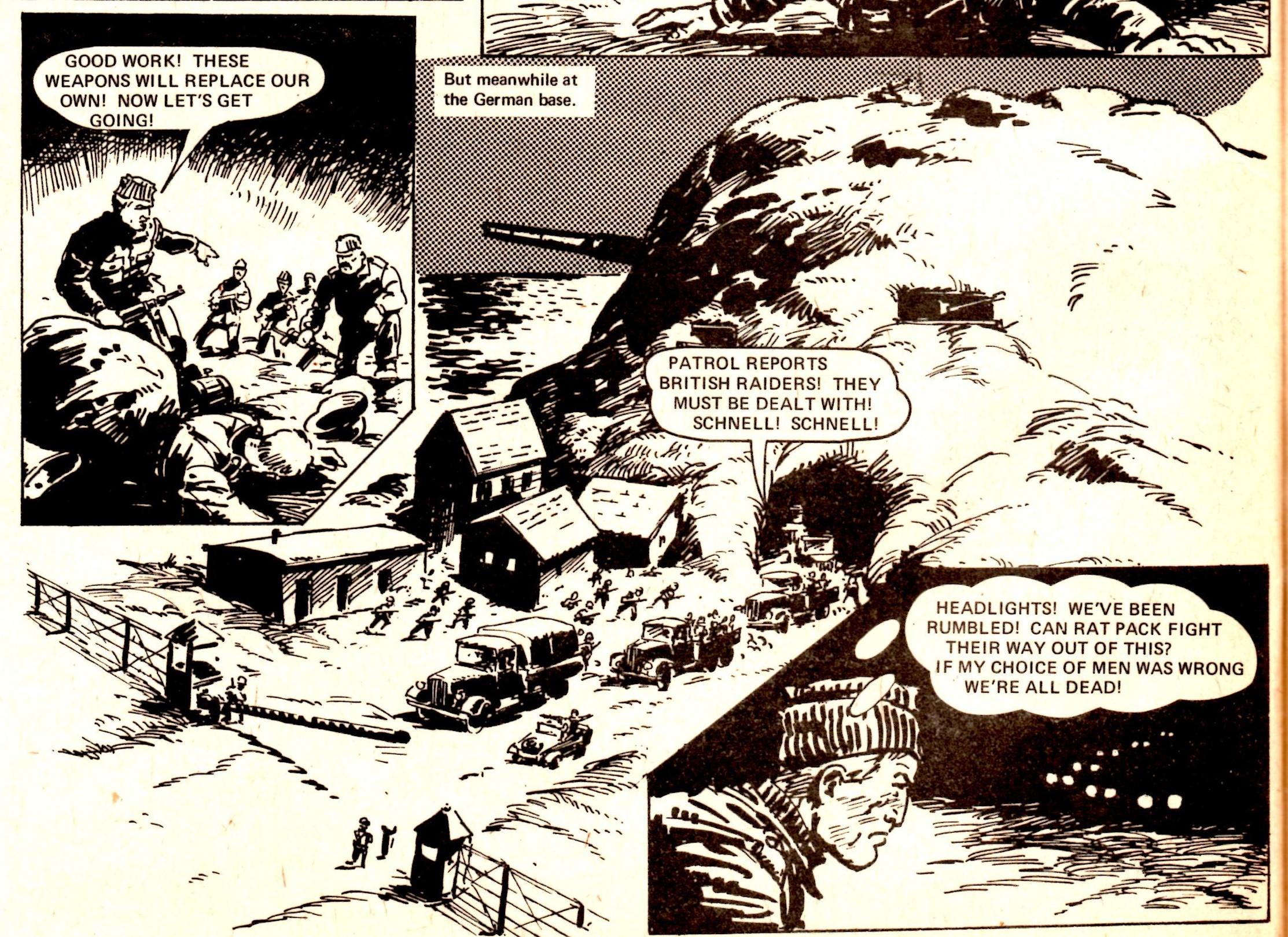 Rat Pack: Gerry Finley-Day (writer), Carlos Ezquerra (artist)