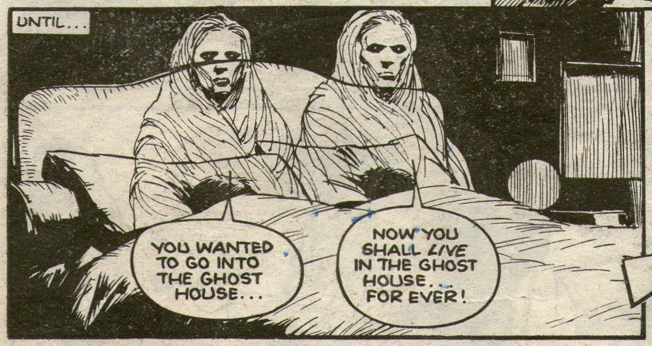 Library of Death: At Death's Door …: Barrie Tomlinson (writer), Cam Kennedy (artist)