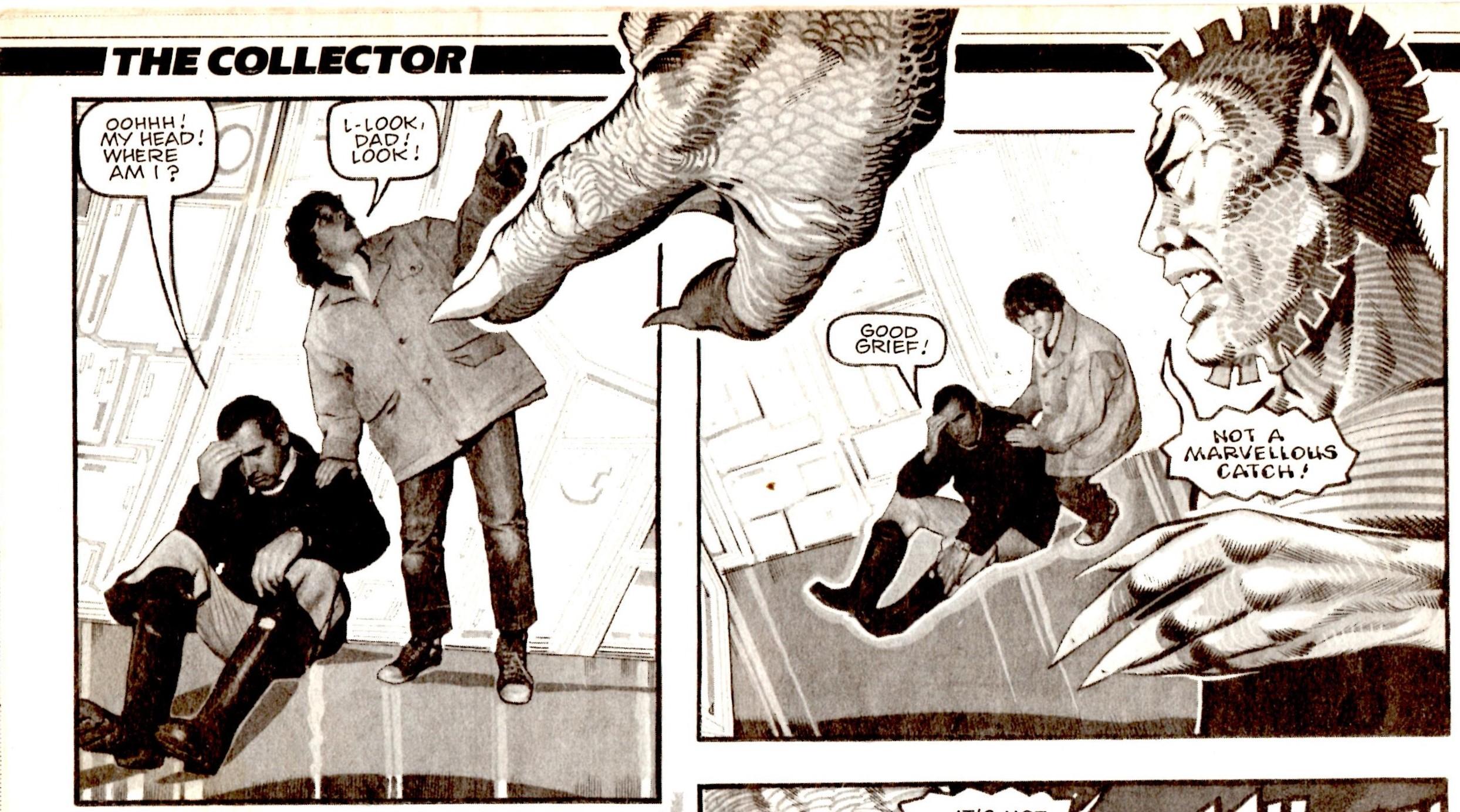 The Collector: The Eye of the Fish: Roy Preston (writer), Gary Compton (photographer), Ron Smith (artist)