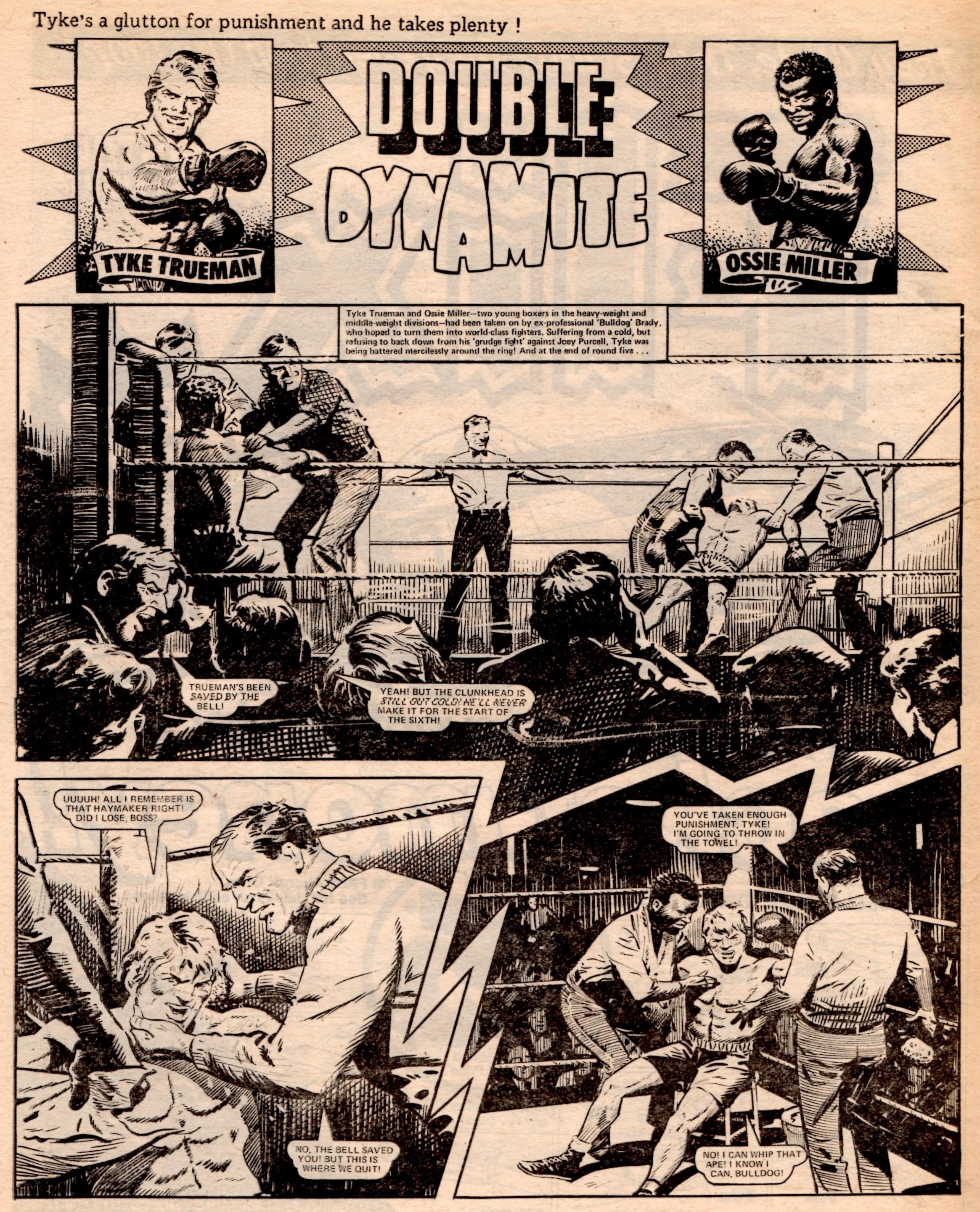 Double Dynamite: Scott Goodall (writer), Felix Carrion (artist)
