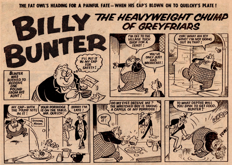 Billy Bunter: Reg Parlett (artist)
