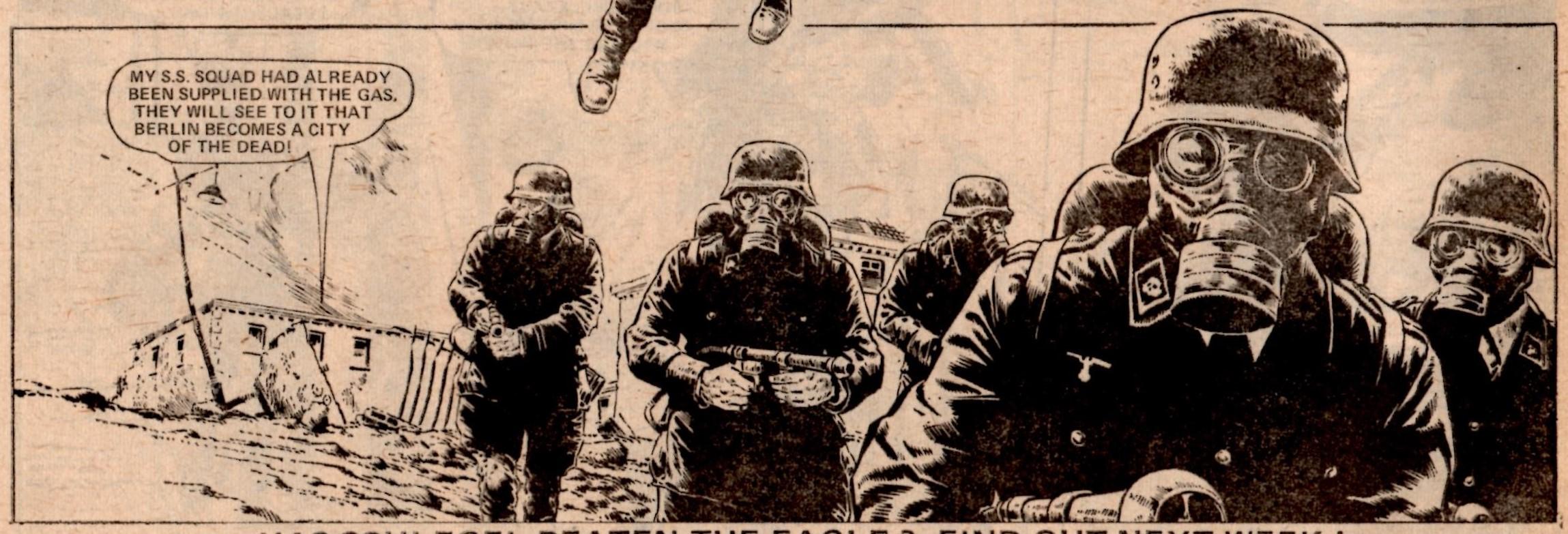 Operation Black Death: Chris Lowder (writer), Pat Wright (artist)