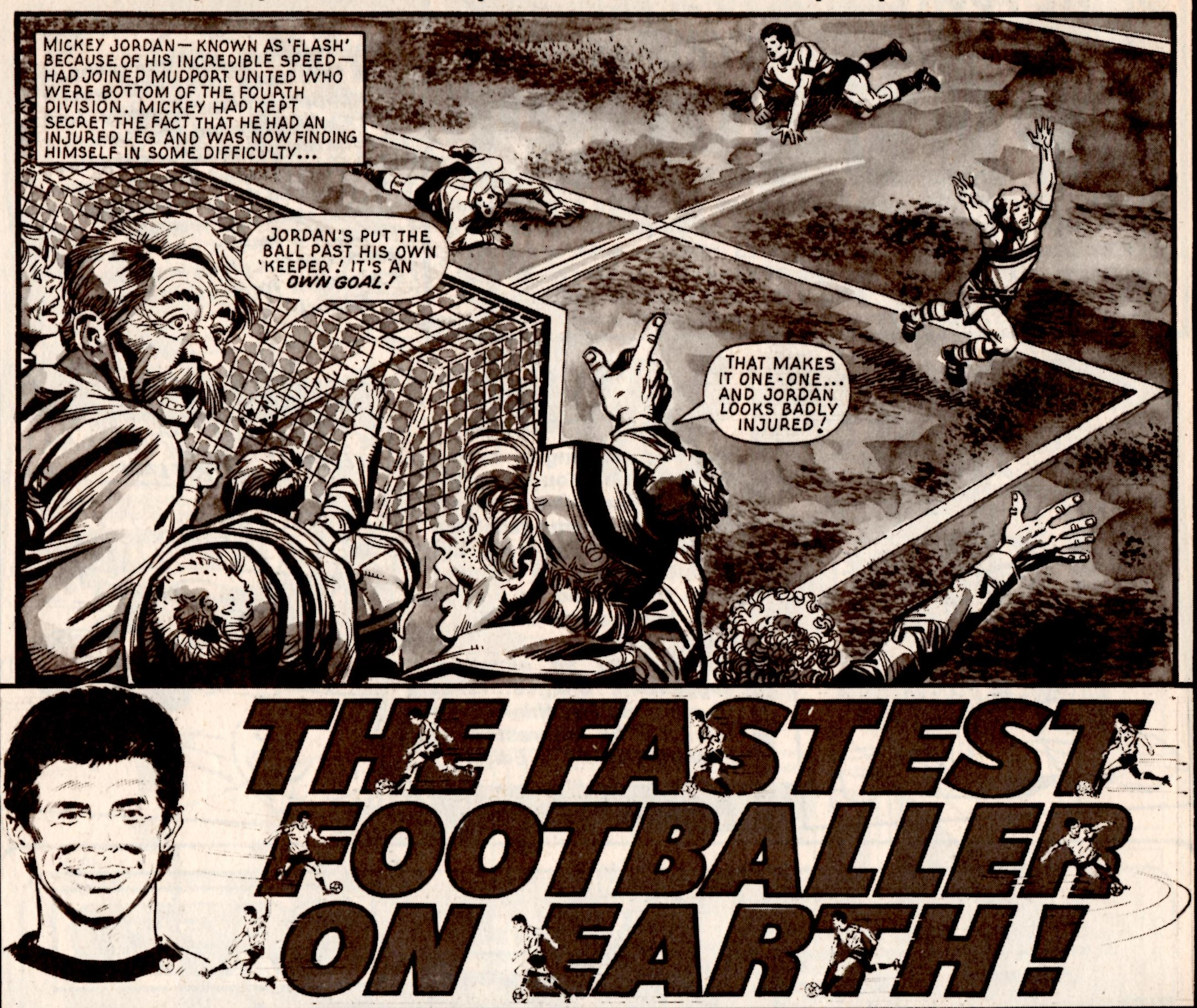 The Fastest Footballer on Earth: Eduardo Vanyo (artist)
