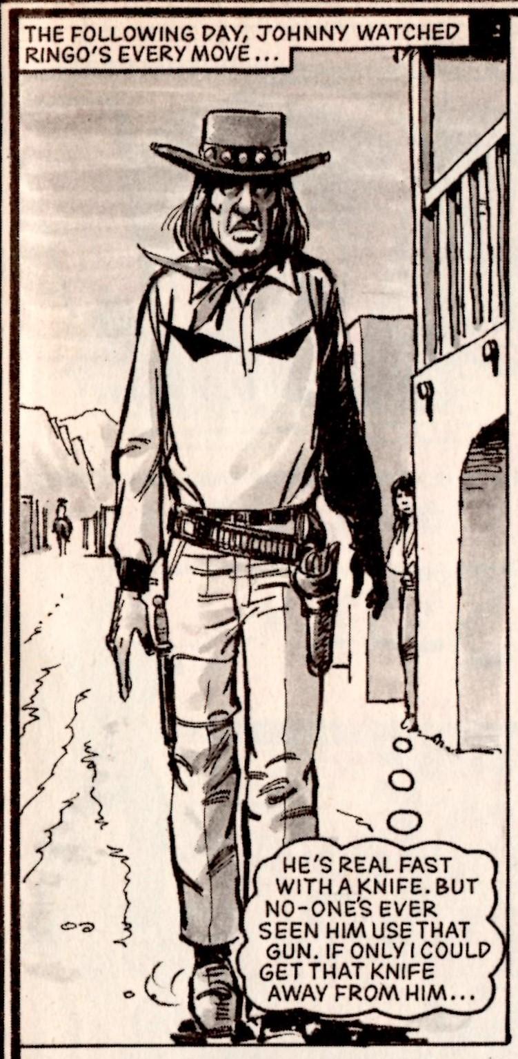 Quick on the Draw: John Gillatt (artist)