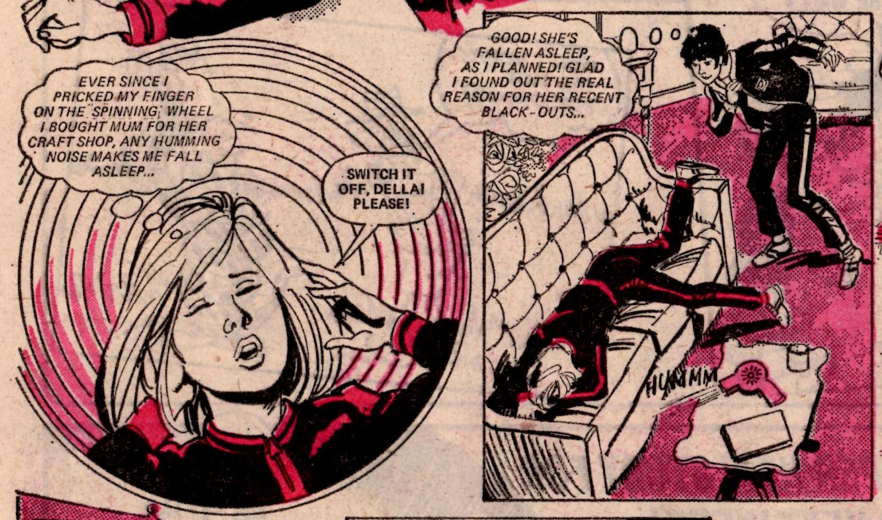 Spell of the Spinning Wheel: Alison Christie (writer), Jim Baikie (artist)