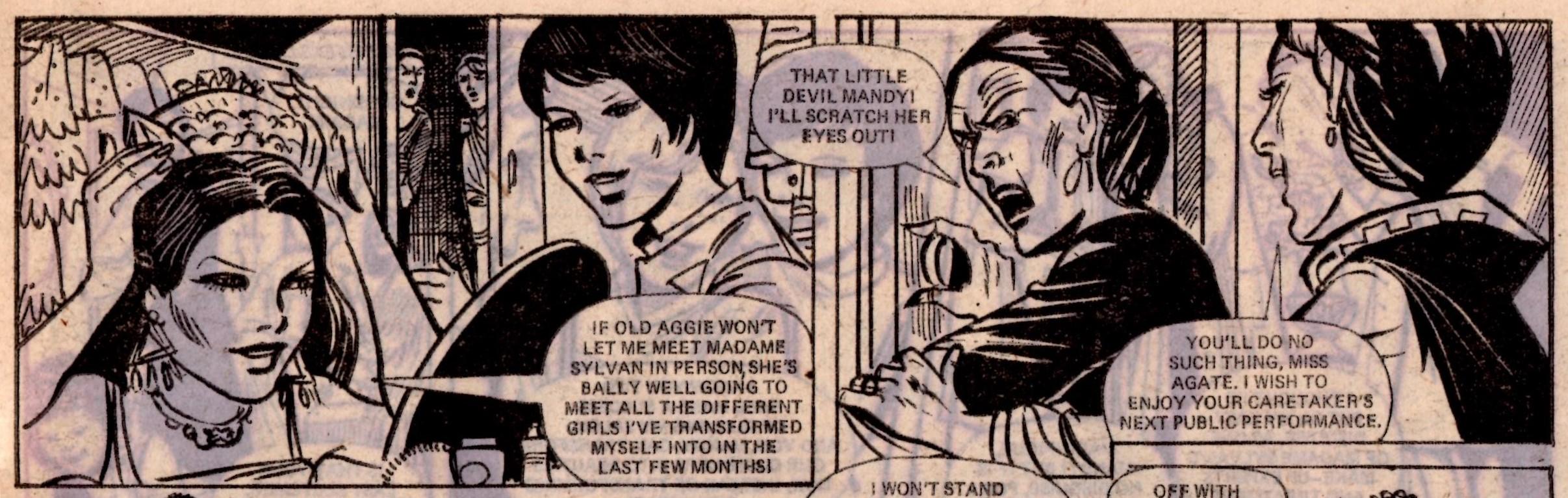 Made-up Mandy: Audrey Fawley (artist)