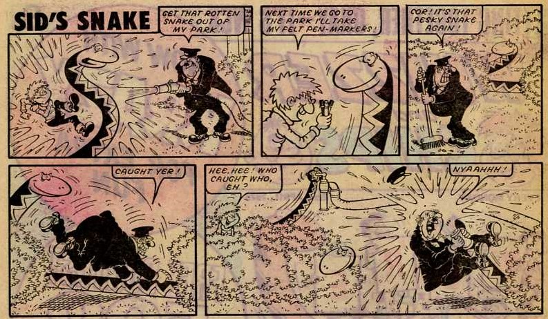 Sid's Snake: Mike Lacey (artist)