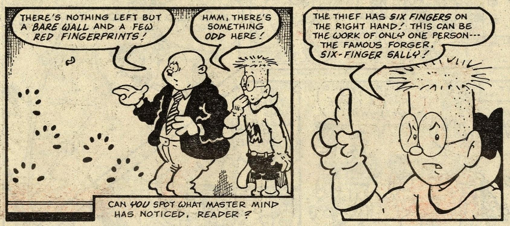 Master Mind!: Jack Edward Oliver (artist)