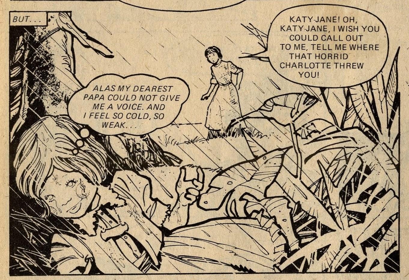 Tales of Katy Jane: creators unknown
