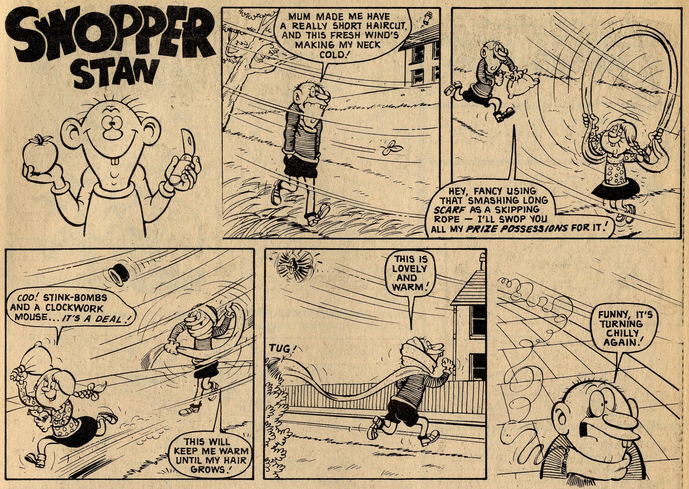 Swopper Stan: Mike Lacey (artist)