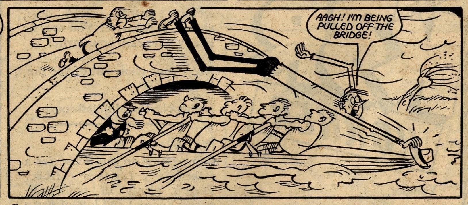 Gulliver's Troubles: Norman Mansbridge (artist)