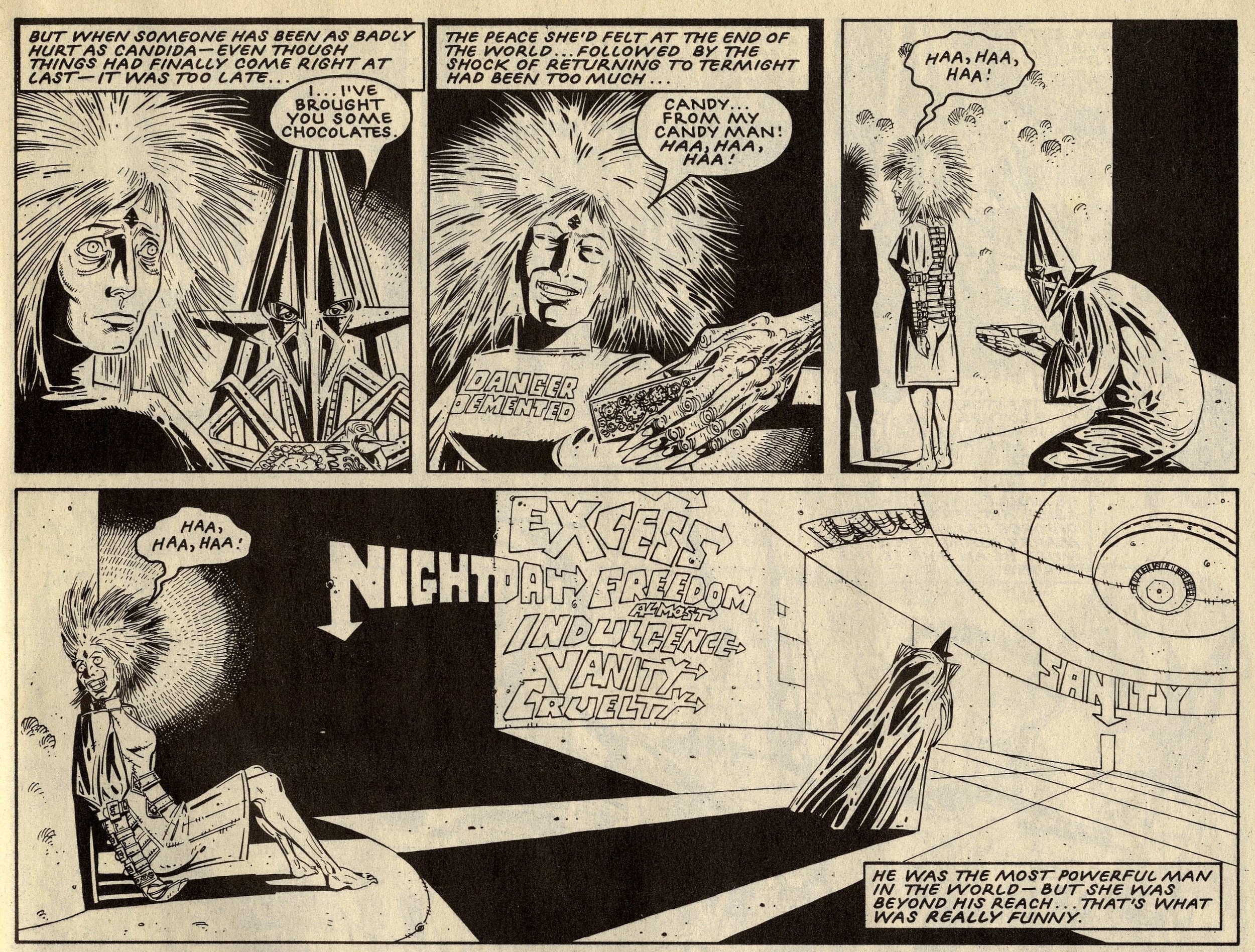Torquemada the God: Pat Mills (writer), Kevin O'Neill (artist)