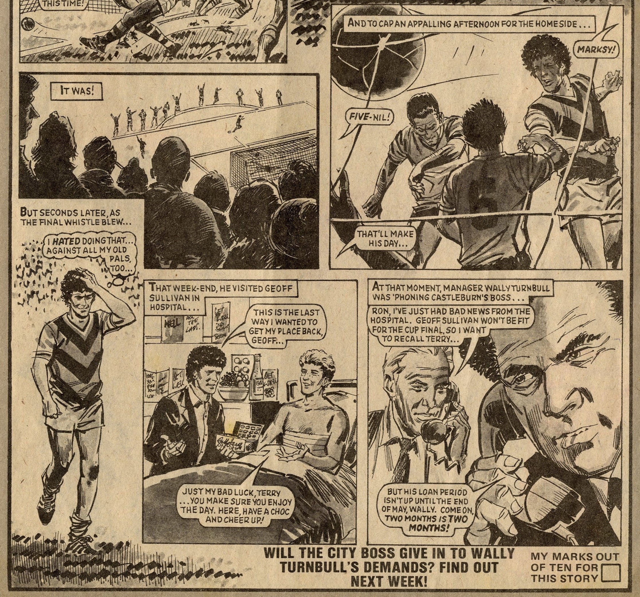 The Marks Brothers: Barrie Mitchell (artist)