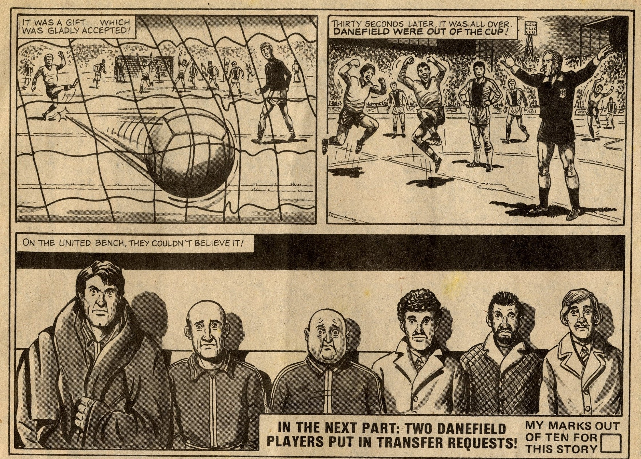 The Hard Man: Barrie Tomlinson (writer), Doug Moxted (artist)