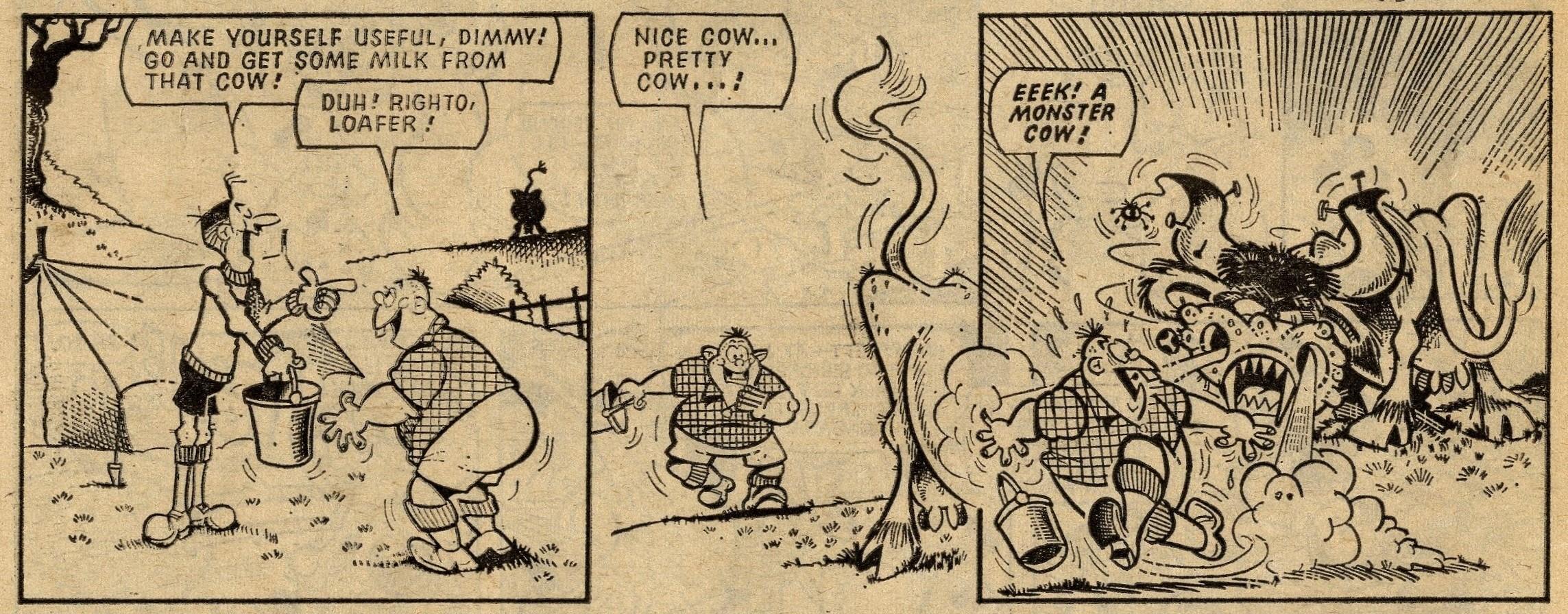 Freaky Farm: Jim Watson (artist)