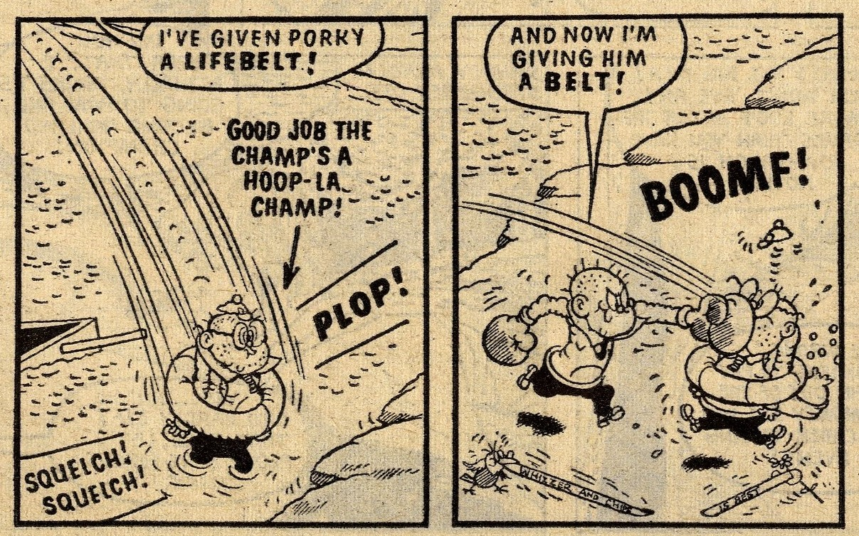 The Champ: Leo Baxendale (artist)