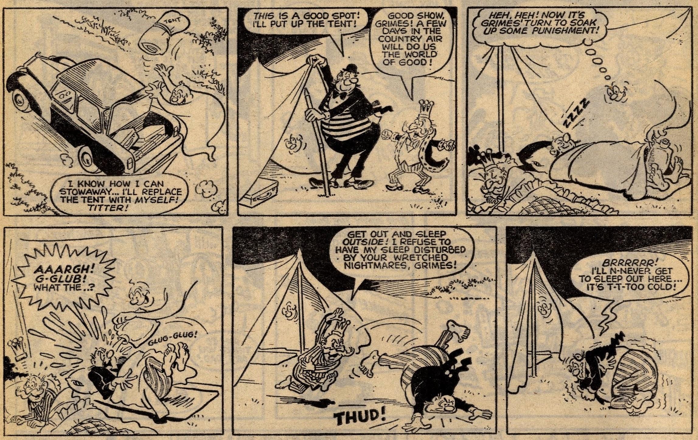 The Duke's Spook: Arthur Martin (artist)