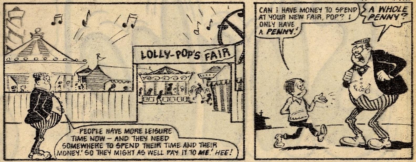 Lolly Pop: Robert Nixon    (artist)