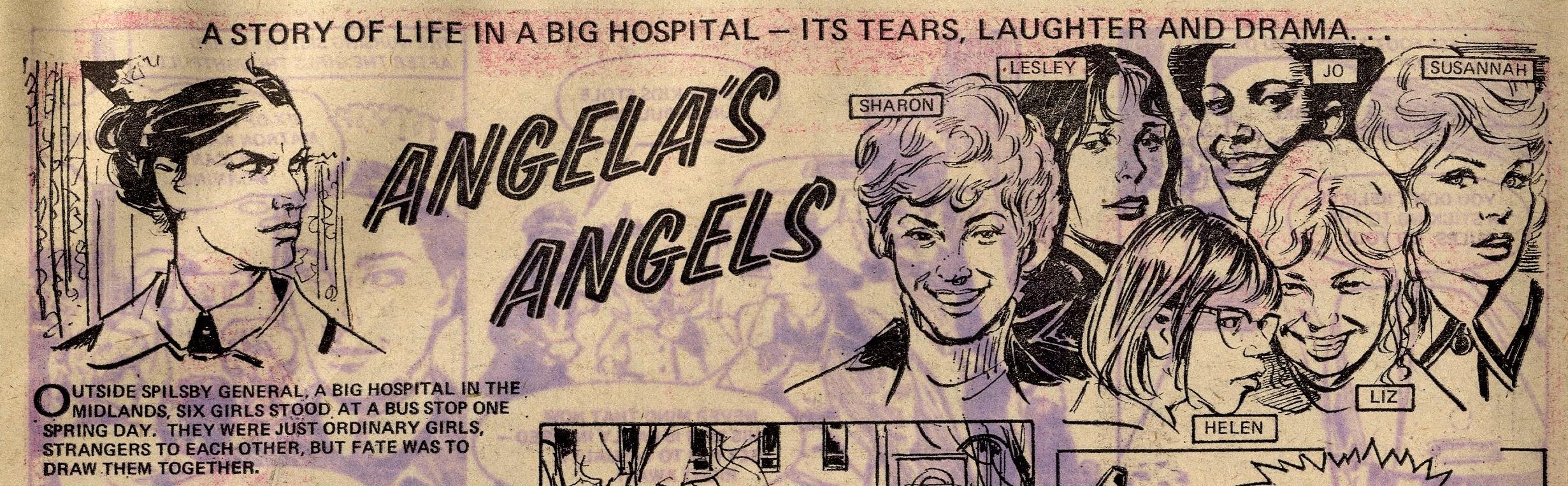 Angela's Angels: Leo Davy (artist)