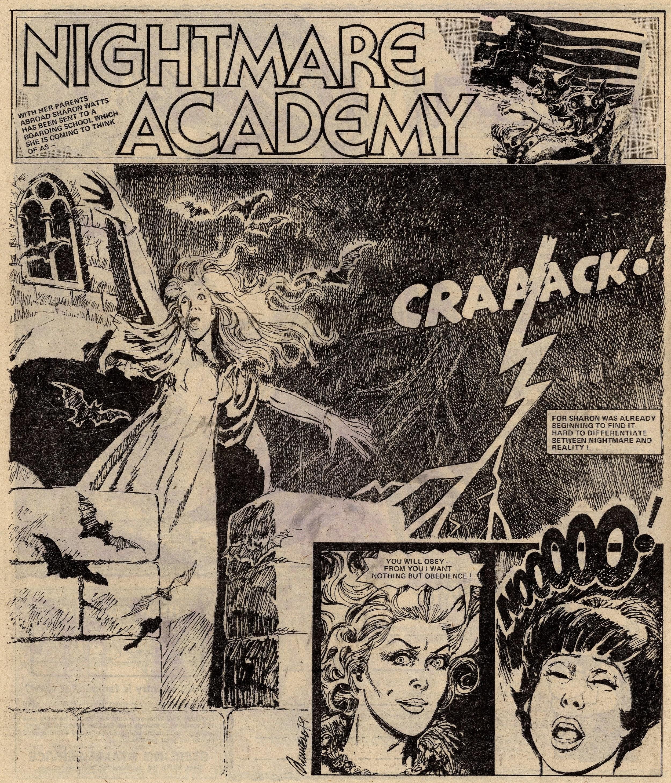 Nightmare Academy: Honeria Romeu (artist)