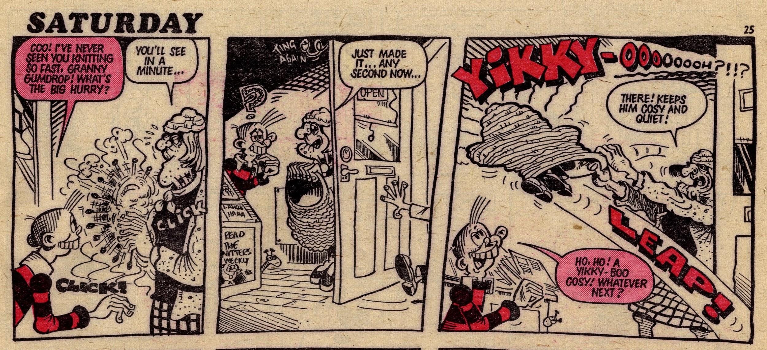 Cheeky's Week: Saturday: Jim Watson (artist)